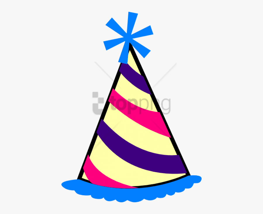 Free Png Birthday Hat Png Image With Transparent Background - Transparent Birthday Hat Clipart, Transparent Clipart