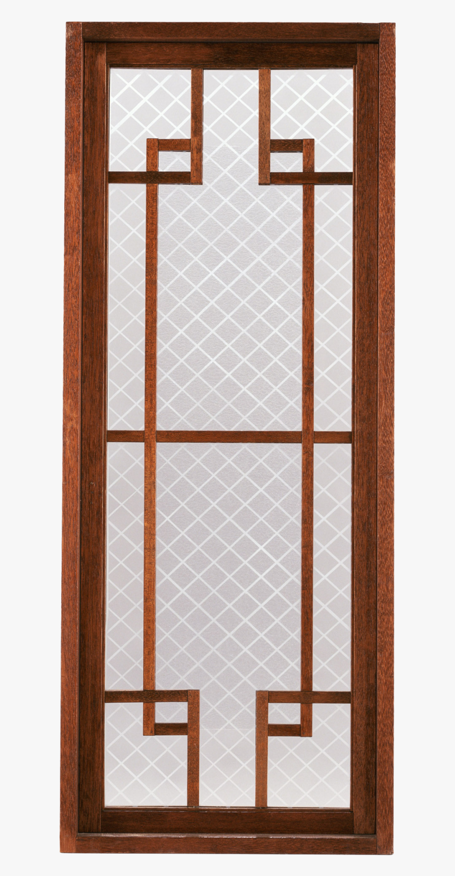 Glass And Wooden Door Png Image - Glass Sliding Doors And Windows, Transparent Clipart