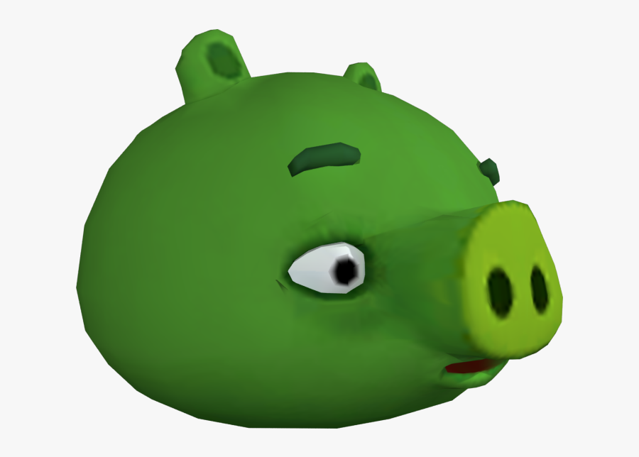 Download Zip Archive - Minion Pig Angry Birds, Transparent Clipart