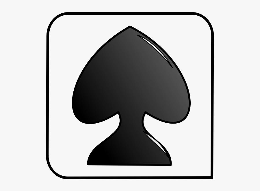Clipart - Cards - Deck Of Cards Clip Art, Transparent Clipart
