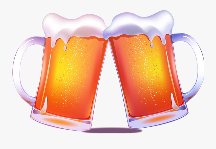 Clipart Beer Beer Foam - Beer, Transparent Clipart