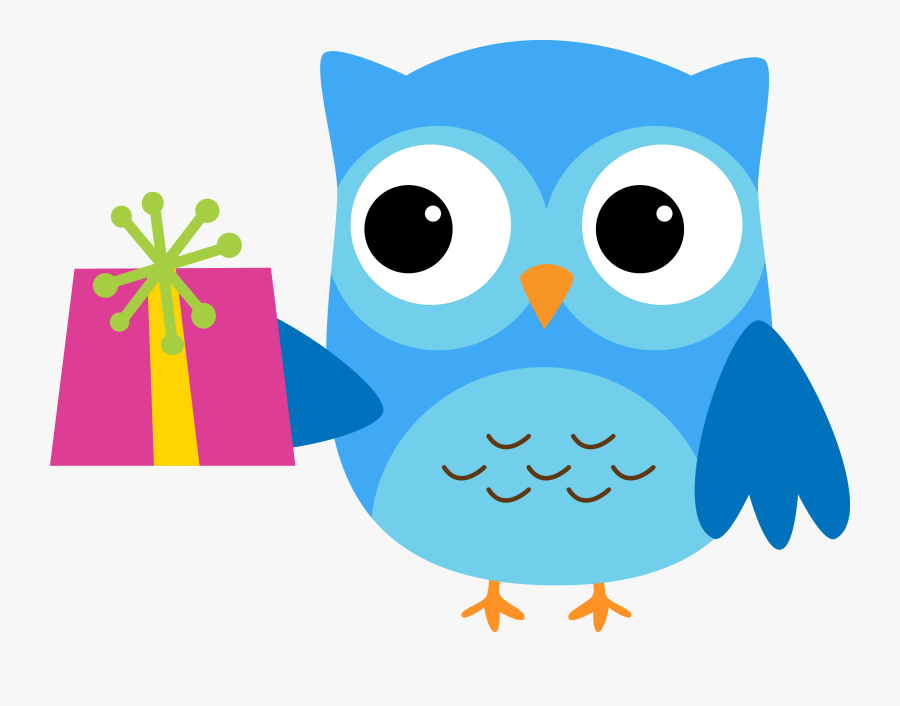 Owl Clipart Superhero - Owl Birthday Clip Art, Transparent Clipart