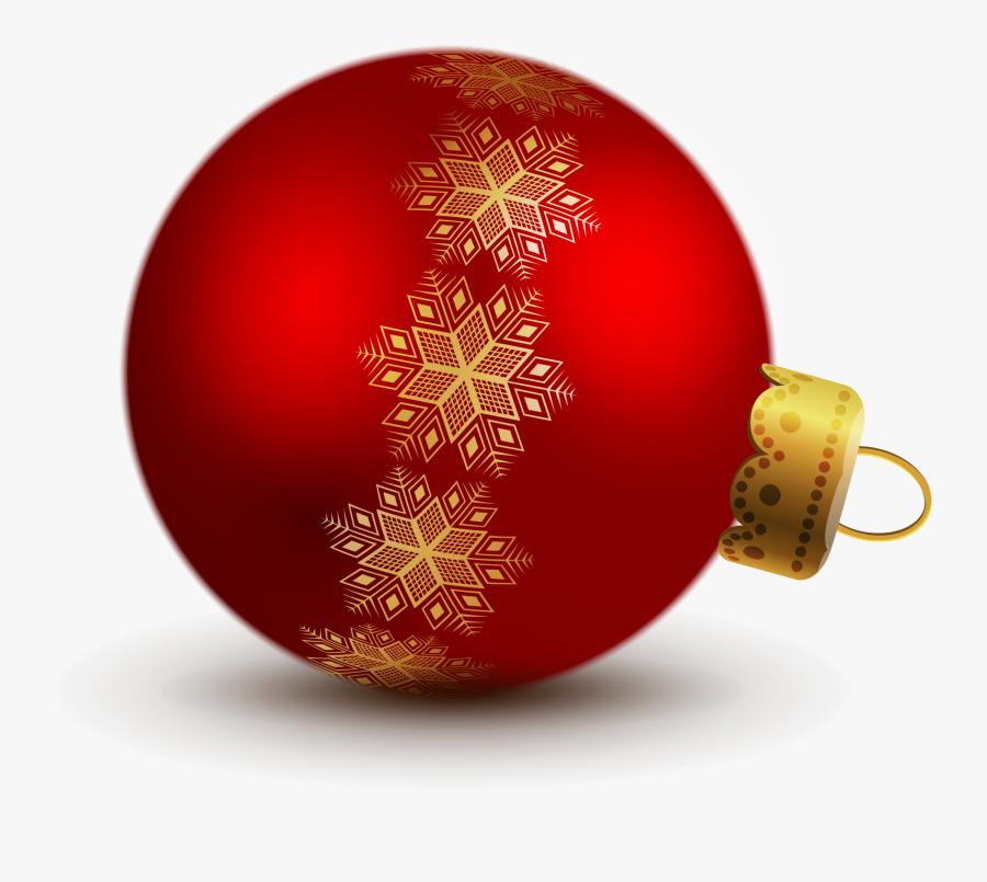 Christmas Ornament Christmas Decoration Clip Art - Christmas Ornaments Transparent, Transparent Clipart