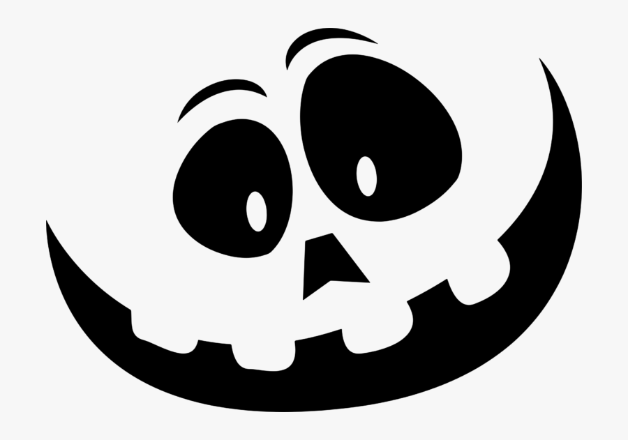 Jack O Lantern Face Clipart, Transparent Clipart