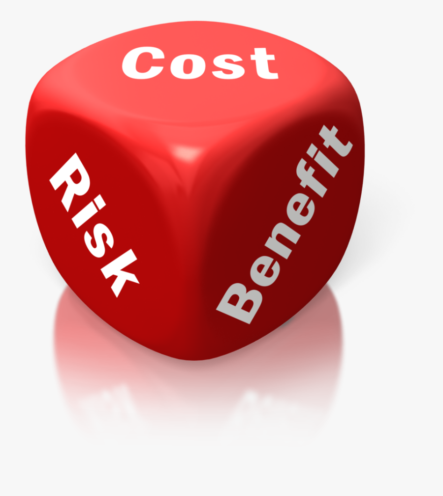 Stryker Investigation Services Inc - Cost Vs Benefit Icon, Transparent Clipart