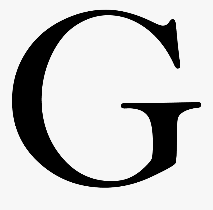 Letter G Png - Crescent, Transparent Clipart