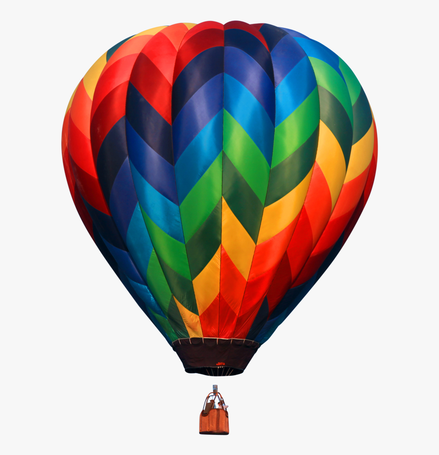 Hot Air Balloon Atmosphere Of Earth Well As You Will - Hot Air Balloon Transparent, Transparent Clipart