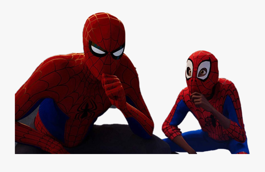 Spider-man Free Png - Learning To Be Spiderman Meme , Free ...