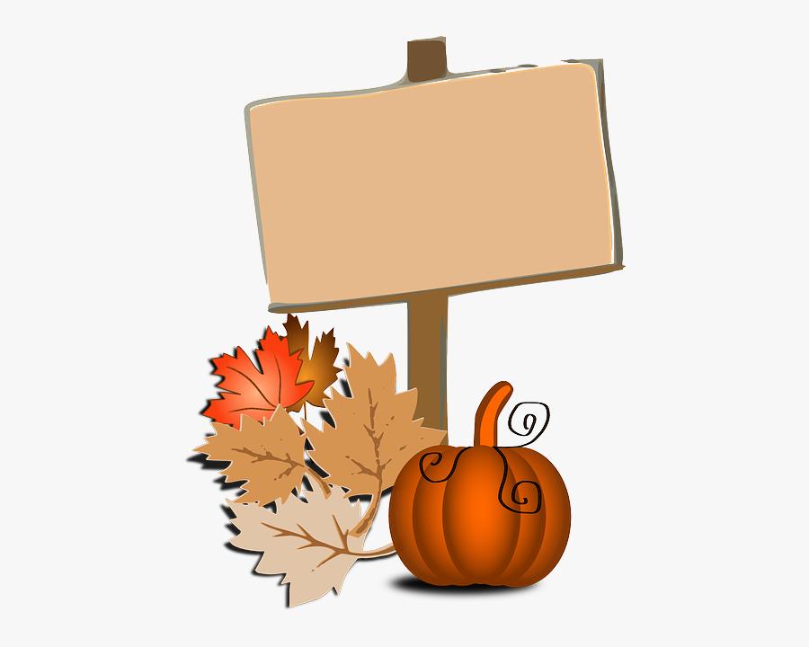 Fall Clip Art, Transparent Clipart
