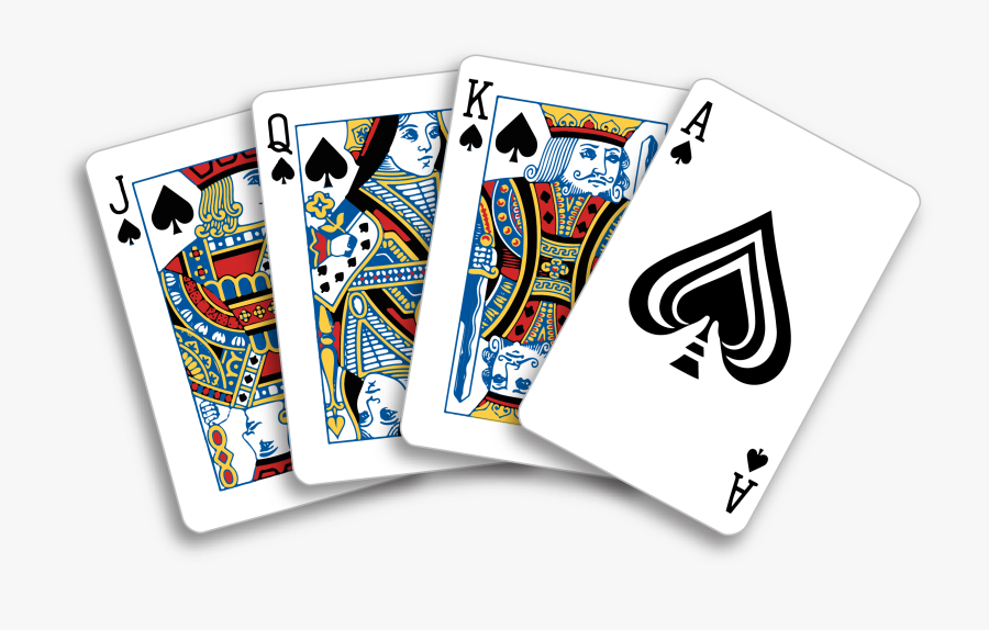 Honor Cards In Groups - Honor Card In Playing Cards, Transparent Clipart