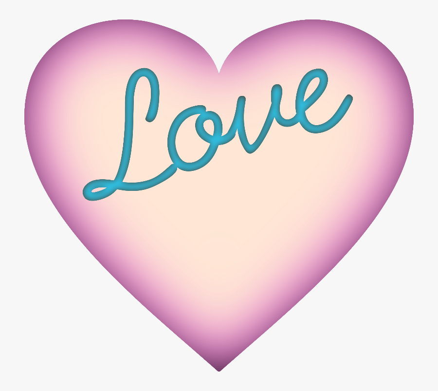 Love Heart Svg Clip Arts - Heart H Love N, Transparent Clipart