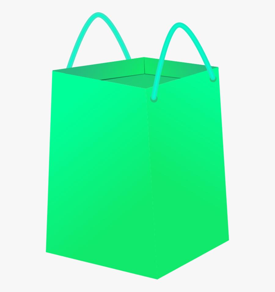 Shopping Bags Shopping Bag Vector Clip Art - Shopping Bag Clip Art, Transparent Clipart