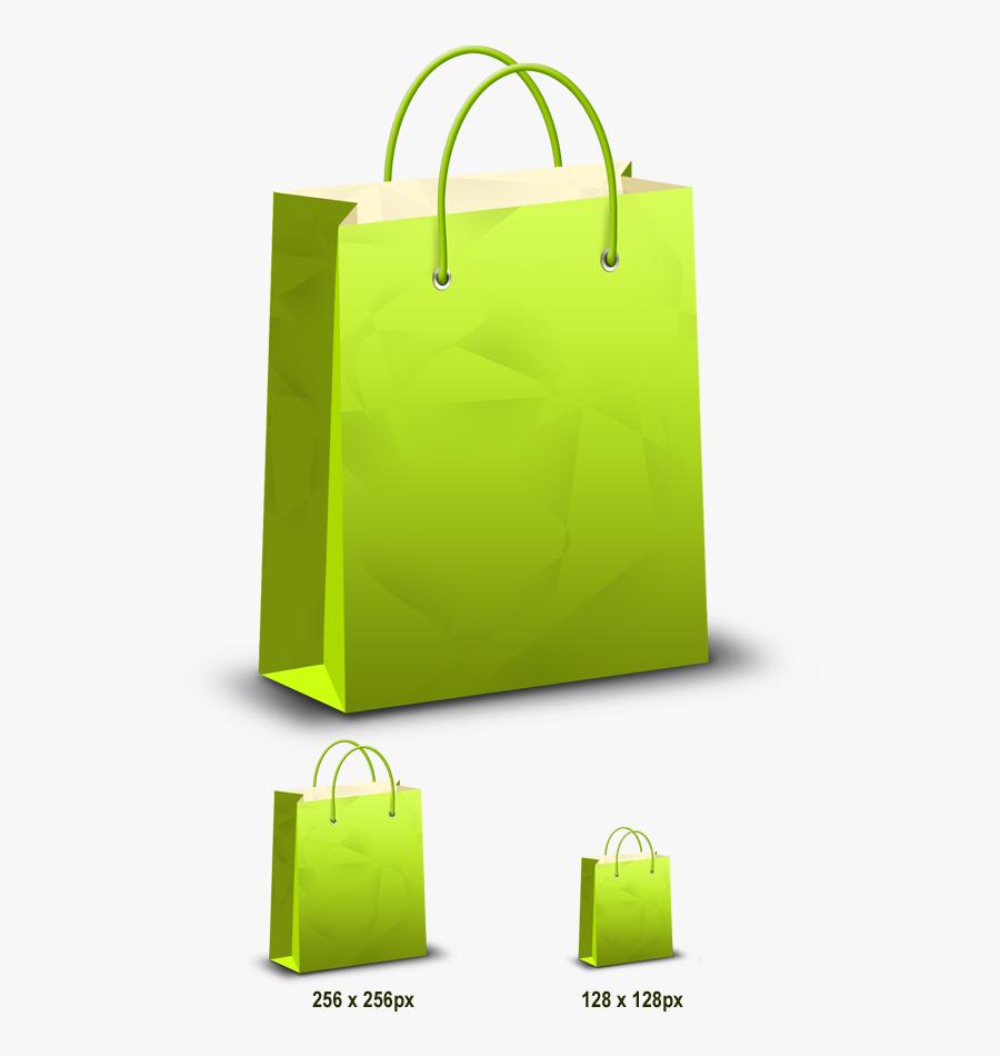 Premium Free Graphic Web Design Resources - Transparent Paper Shopping Bag Png, Transparent Clipart