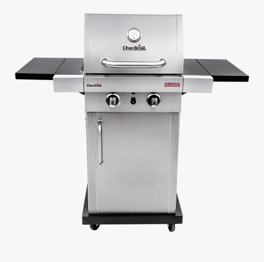 Jpg Royalty Free Collection Of Free Broiling - Char Broil 2 Burner Grill, Transparent Clipart