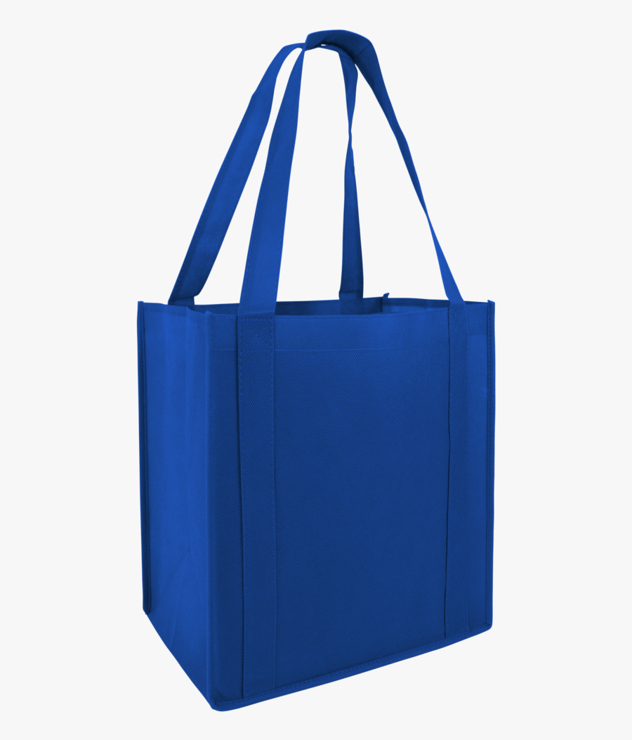Shopping Bag Png Free Download - Pp Non Woven Reusable Bags, Transparent Clipart