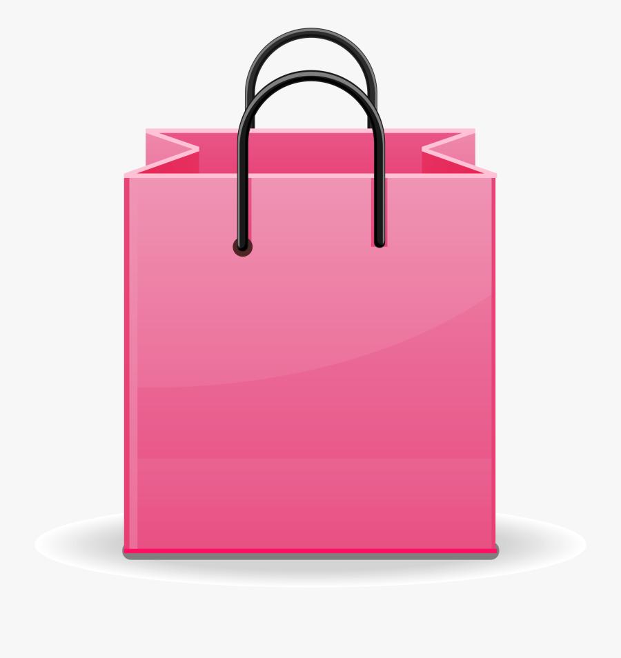 Reusable Shopping Bag Gift - Shopping Bag Vector Png, Transparent Clipart