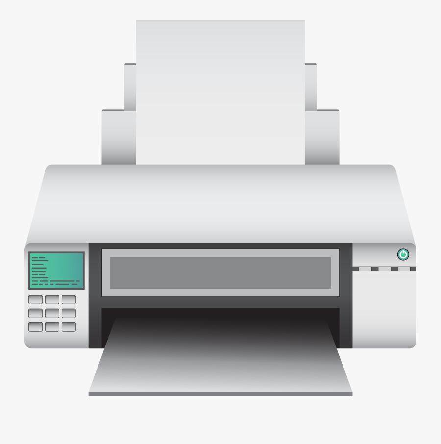 Printer Png Clip Art, Transparent Clipart