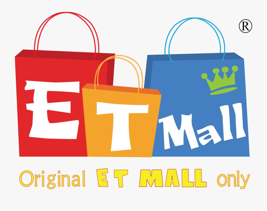 Mall Clipart Shopping Bag - Et Mall, Transparent Clipart