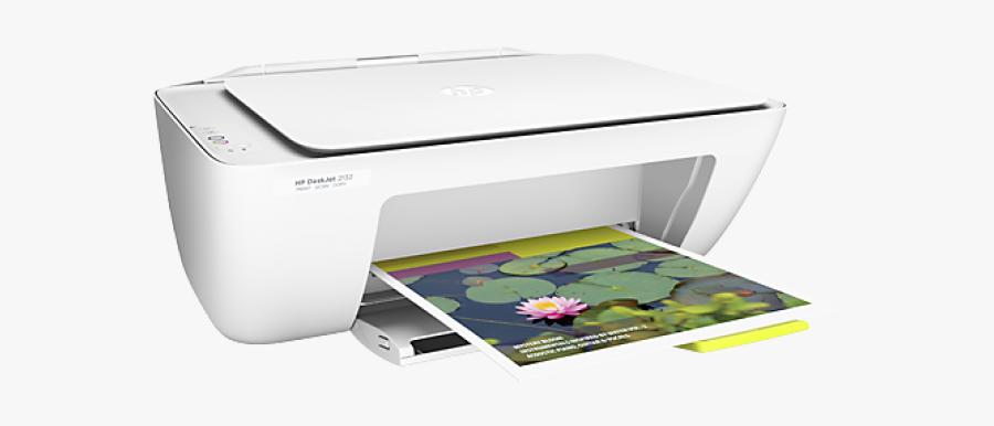 Printer Clipart Hp Printer - Hp 2132 Printer Price, Transparent Clipart