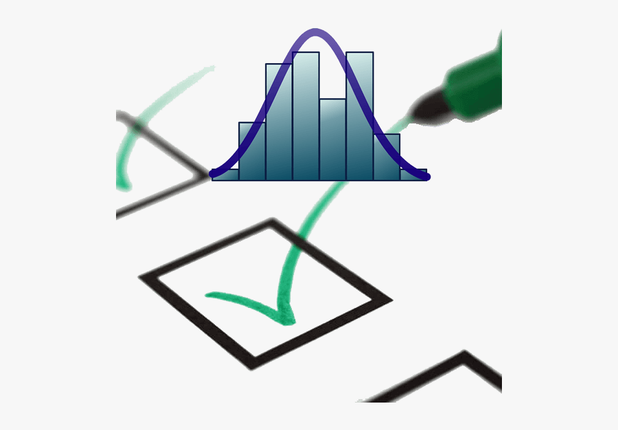 Statistics The Main Formulas And Results To Be Aware - Review Checklist, Transparent Clipart