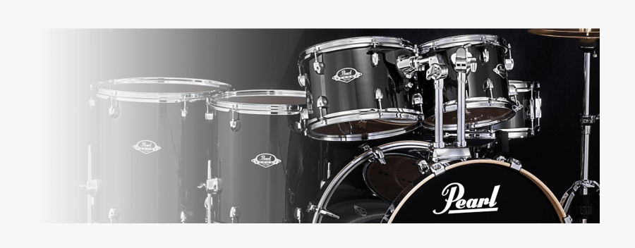 The Best Selling Drum Set Of All Time- - Musical Instrument Pearl Drums Drum Set Clipart Png, Transparent Clipart