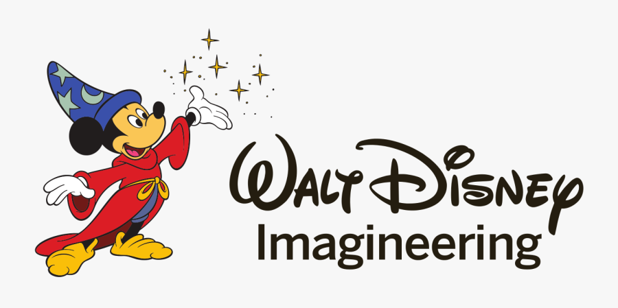 Star Wars Disneyland Clipart - Walt Disney Imagineering Logo, Transparent Clipart