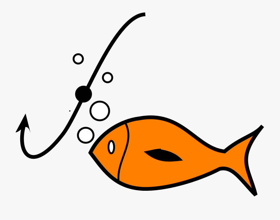 Unit Testing Custom React Hooks - Fishing Hook And Fish, Transparent Clipart