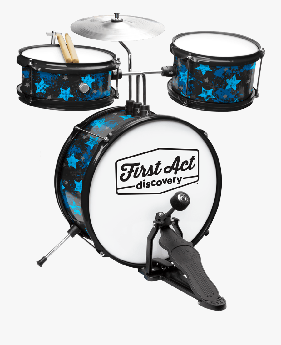 Transparent Drumset Png - First Discovery Drum Set, Transparent Clipart