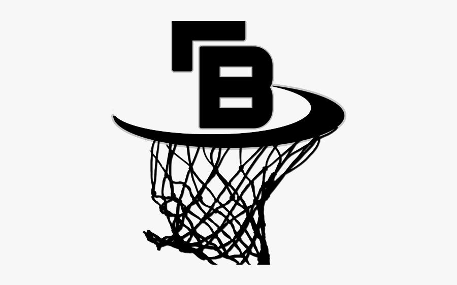 Transparent Png Basketball Hoop Clipart Png, Transparent Clipart
