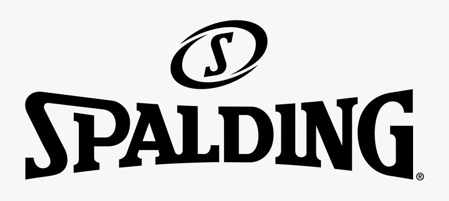 Basketball Spalding Sporting Glove Goods Baseball Logo - Spalding Png, Transparent Clipart