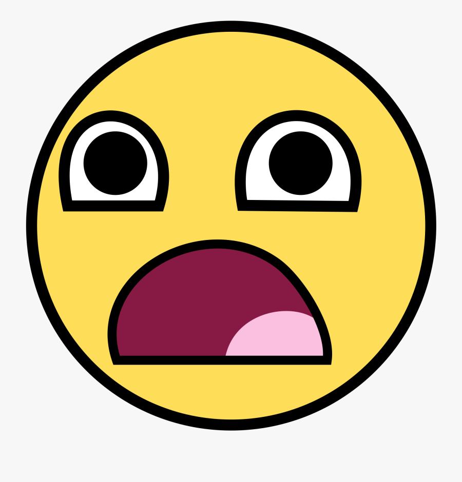 Surprised Face Png - Sad Face Cartoon Png, Transparent Clipart