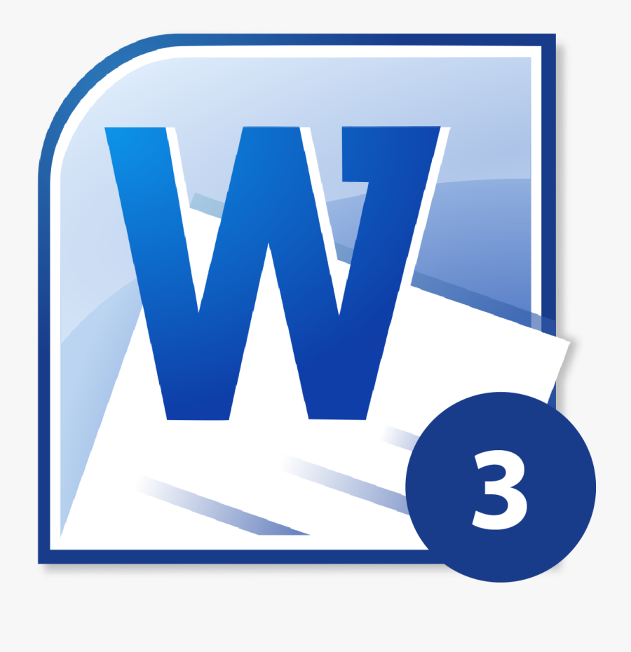 Microsoft Word Microsoft Excel Microsoft Powerpoint - Microsoft Word, Transparent Clipart