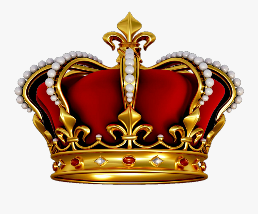 Crown King Queen Kingcrown - Crown King, Transparent Clipart