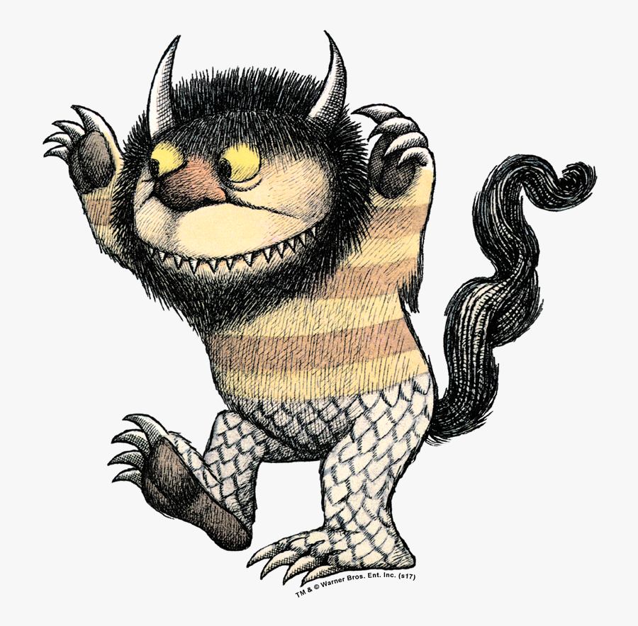 Where The Wild Things Are Png Wild Things Are Characters Free