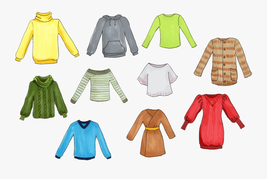 Tops Big Image Png - Clothes Stickers Printable, Transparent Clipart