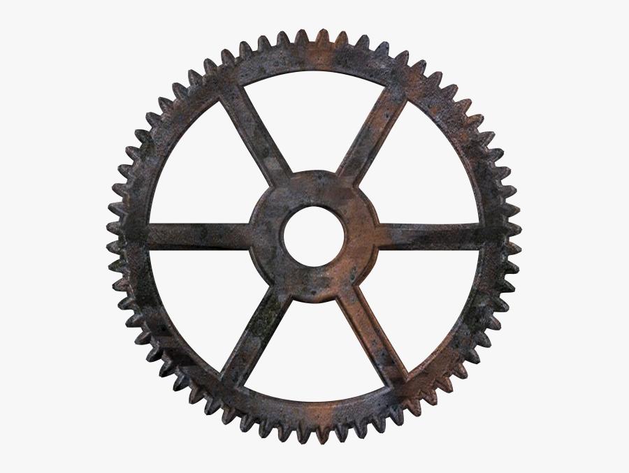 Gear Steampunk Png, Transparent Clipart
