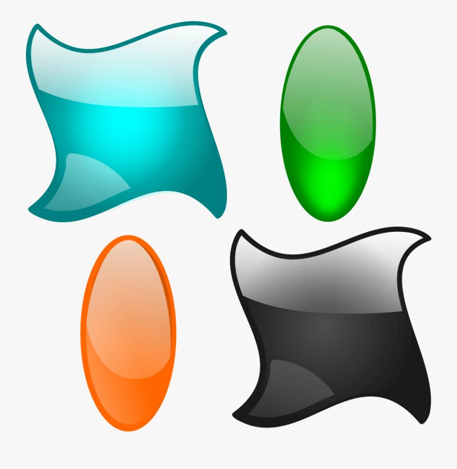 Vector Design Shape Png, Transparent Clipart