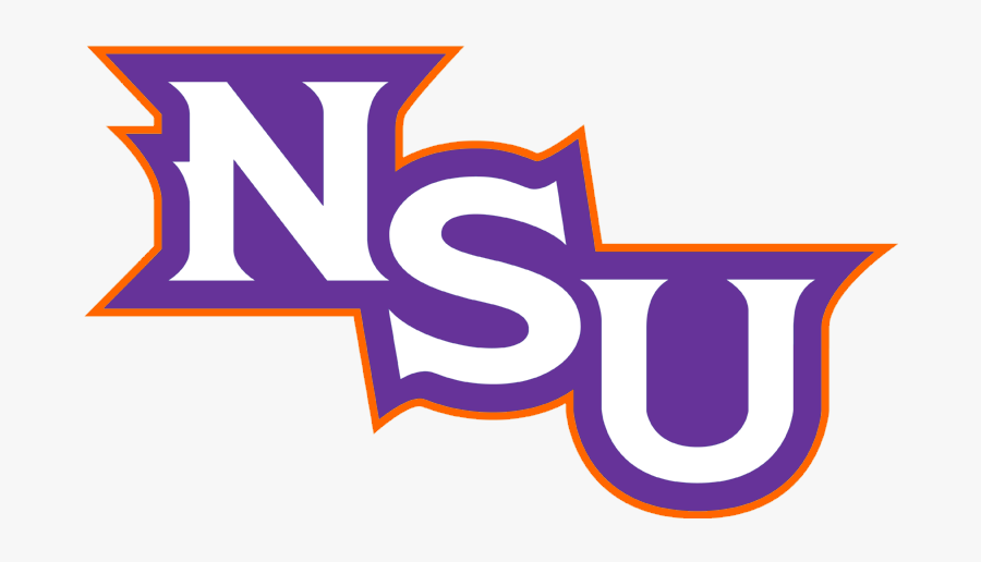 Football Roster List Clipart - Northwestern State Football Mascot Logos, Transparent Clipart