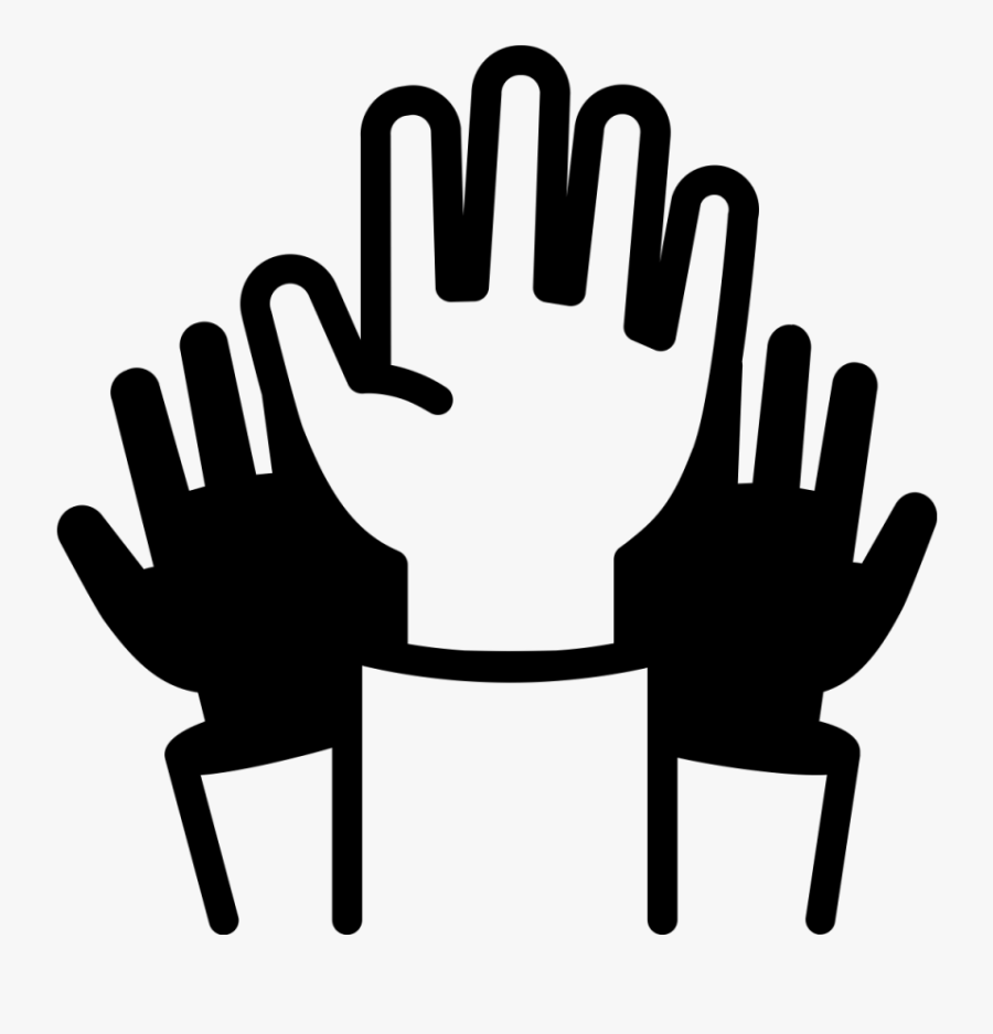Call For Collaborations - Volunteer Clipart Black And White, Transparent Clipart