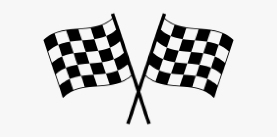 Checkered Flag Icon Png, Transparent Clipart