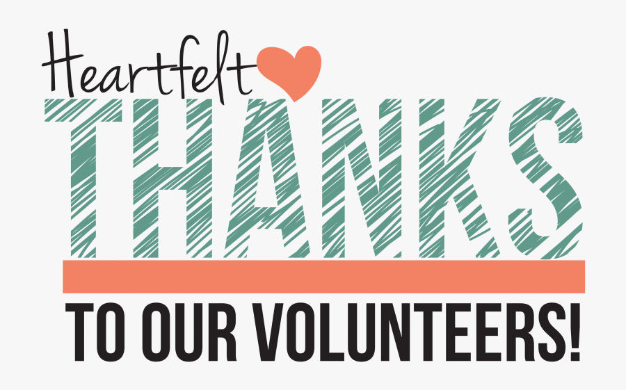 Volunteer Appreciation Week, Transparent Clipart