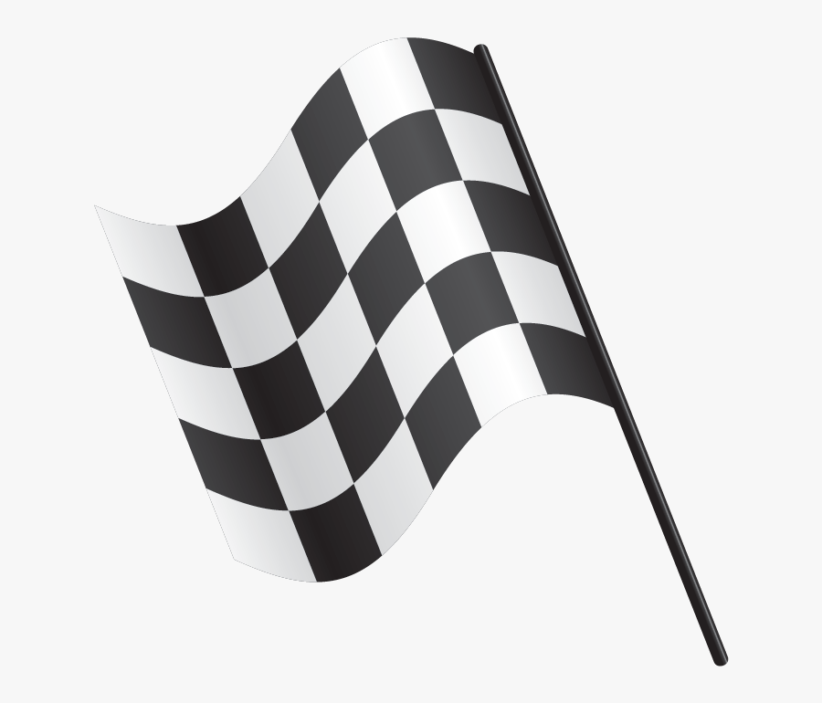 Finish Line Flag Png, Transparent Clipart