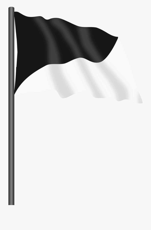 Motor Racing Flag - Racing Flags, Transparent Clipart