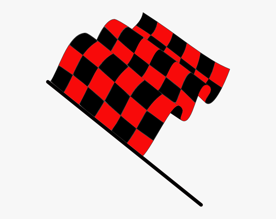 Fantasy Racing Pool Fd Ⓒ - Red Checkered Flag Png, Transparent Clipart
