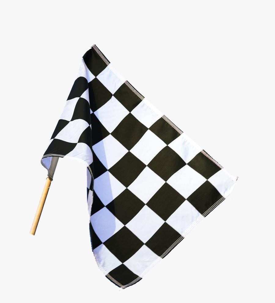 Photo Nascar-flag Png - Checkered Flag, Transparent Clipart