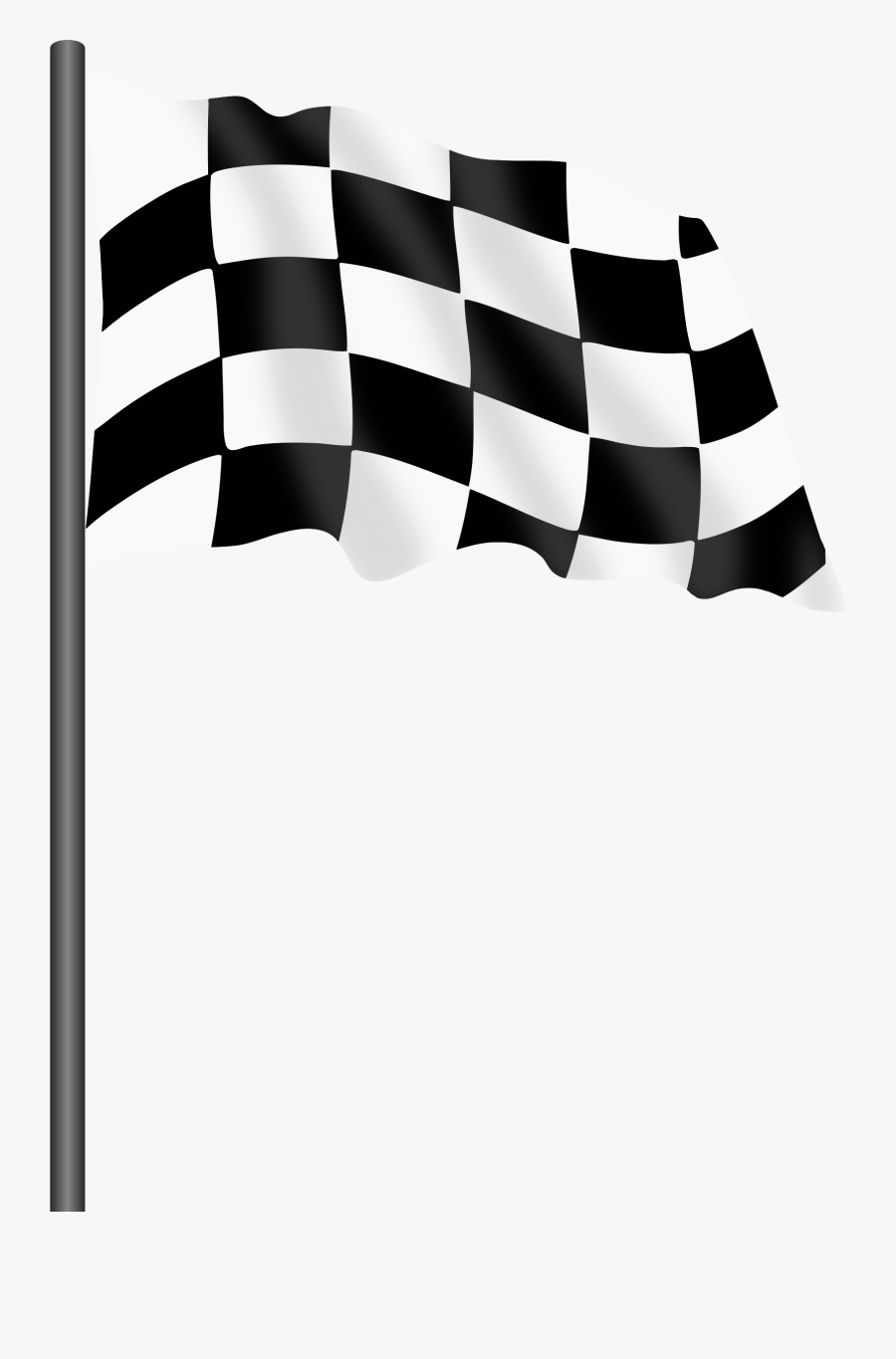 Download Chequered Flag Png Clipart Racing Flags Need - Clip Art Chequered Flag, Transparent Clipart