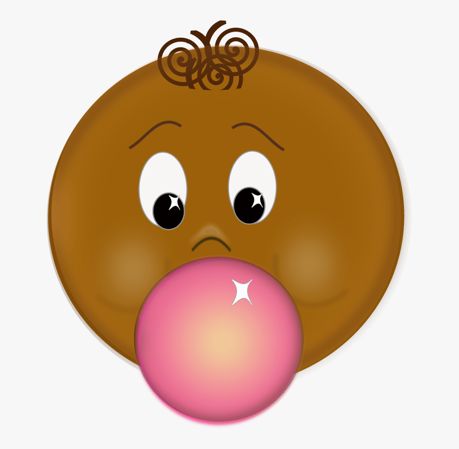 Macher Du Chewing Gum, Transparent Clipart