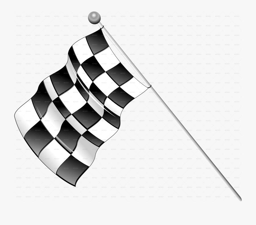 Formula 1 Flag Png, Transparent Clipart