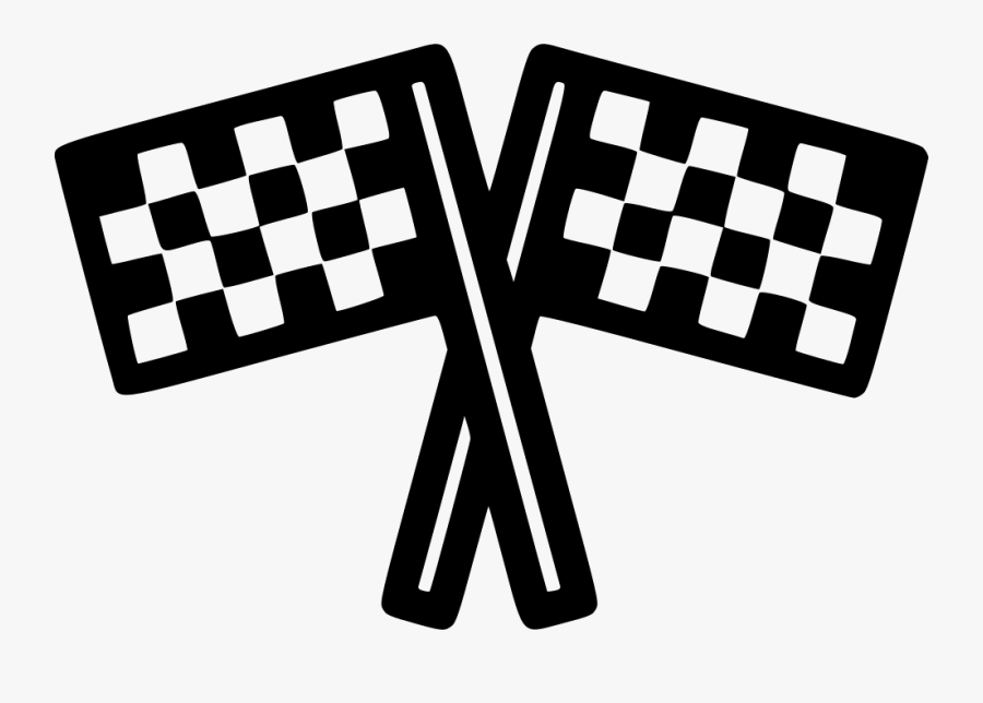Start Flag Png - Race Car Flags Png, Transparent Clipart