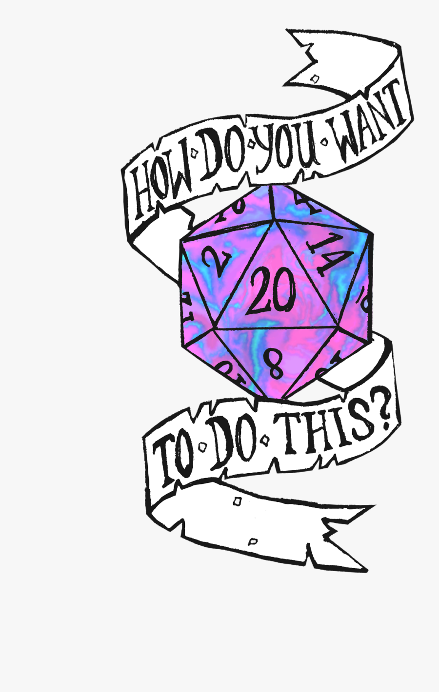 Octy In Boots Dumping - D20 How Do You Want To Do, Transparent Clipart